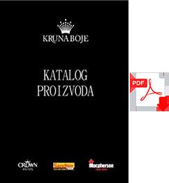 Katalog proizvoda - Cenovnik