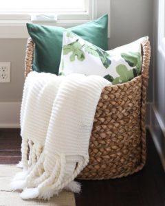 spremanje dooma za zimu - zimske dekoracije za topliji dom