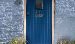 Jarke boje za ulazna vrata
