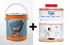 whiteboard boja za zidove