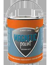 magnetna boja za zidove