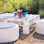 10 Ideja za jeftino dekorisnje bašte