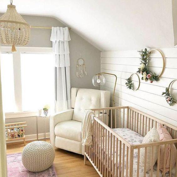 Šta mora da sadrži soba za bebu
