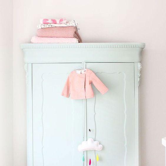 soba za bebu - orman za sobu