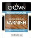 Poliuretanski sjajni lak za drvo - kantica od proizdođača crown trade