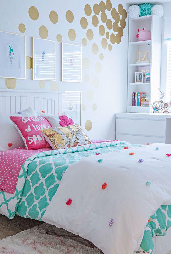 dekorisanje dečije sobe