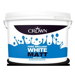 Brilijantno bela boja za zidove