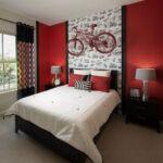 3 ideje kako možete primeniti crvenu boju za zidove u vašem domu