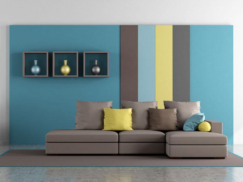 6 boja za unutrašnje zidove koje će obeležiti 2021. Godinu
