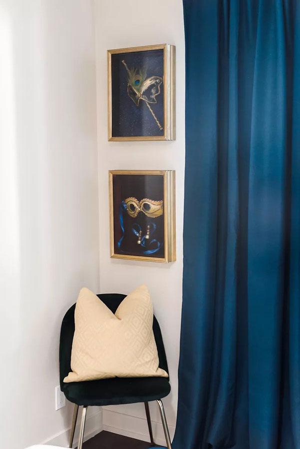 Soba u bež boji koja predstavlja jednu od najpopularnijih boja za zidove