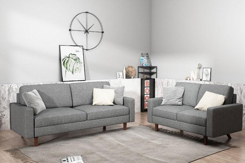 Siva boja za zidove – Kako odabrati pravu nijansu za vaše prostorije?